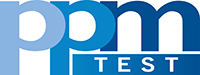 PPM Test logo